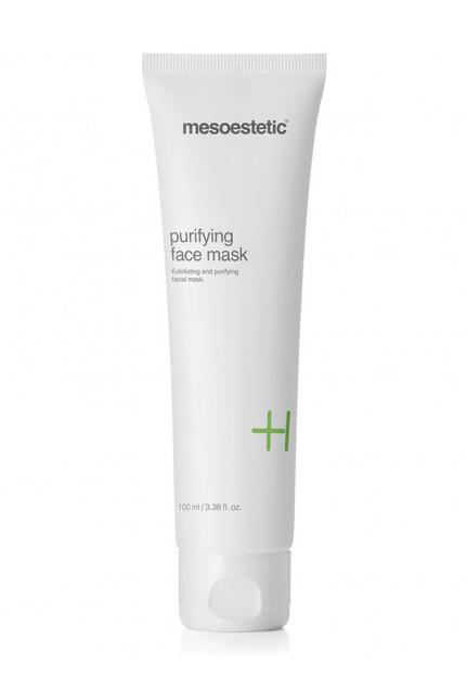 purifying face mask  очищающая маска для жирной и проблемной кожи