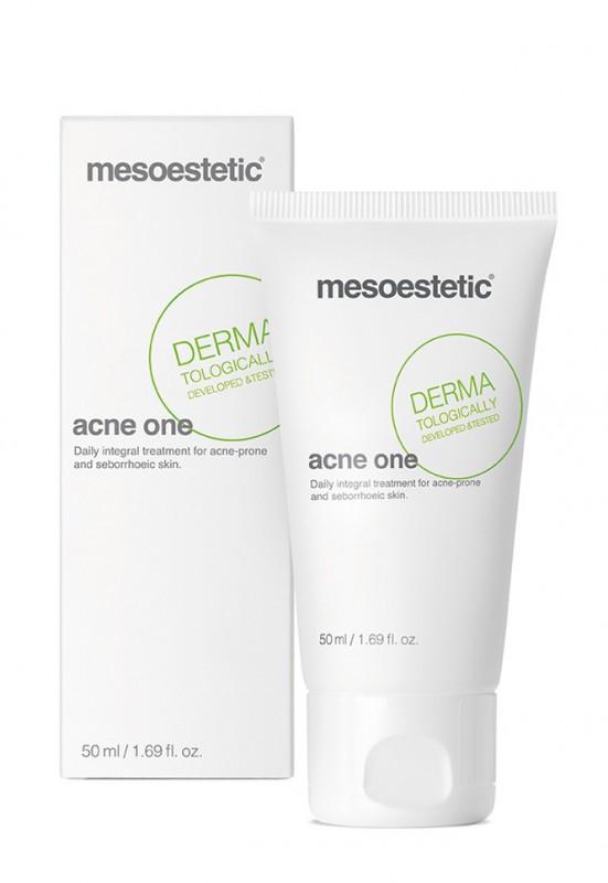 acne one  крем для лица, профилактика акне