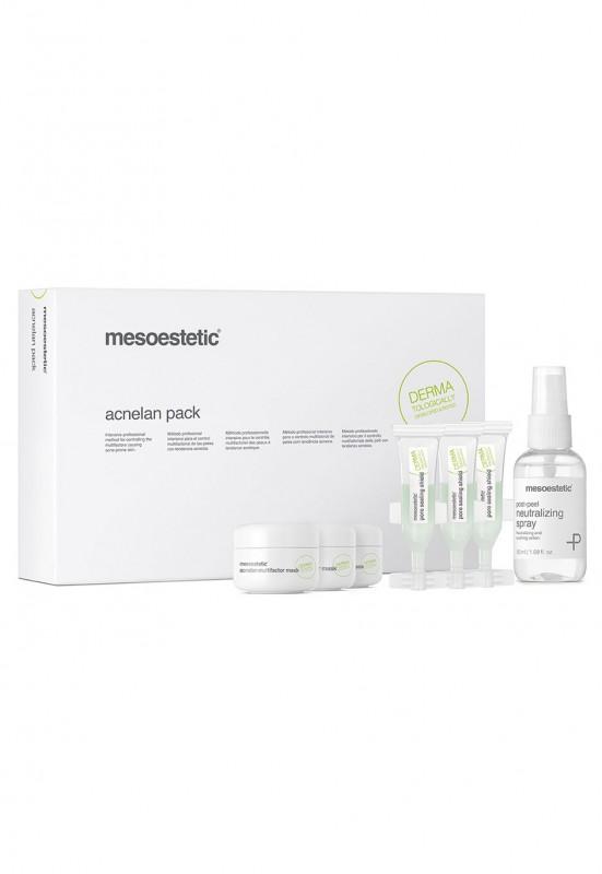 Acnelan pack / профессиональный набор для лечения акне