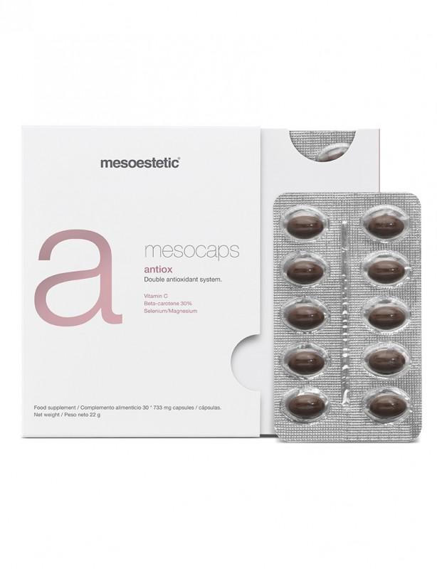 mesocaps ANTIOX - антиоксидантный комплекс