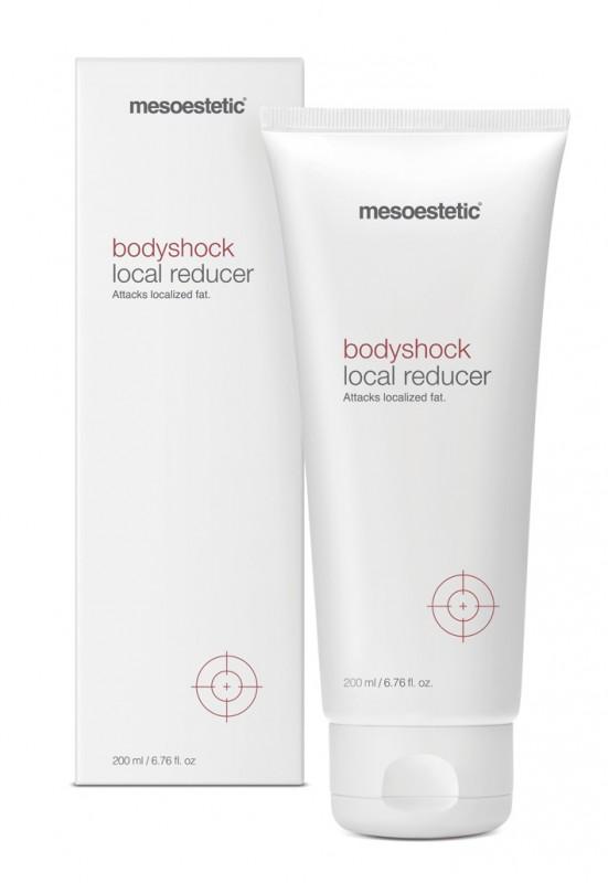 mesoestetic bodyshock local reducer средство для локального похудения