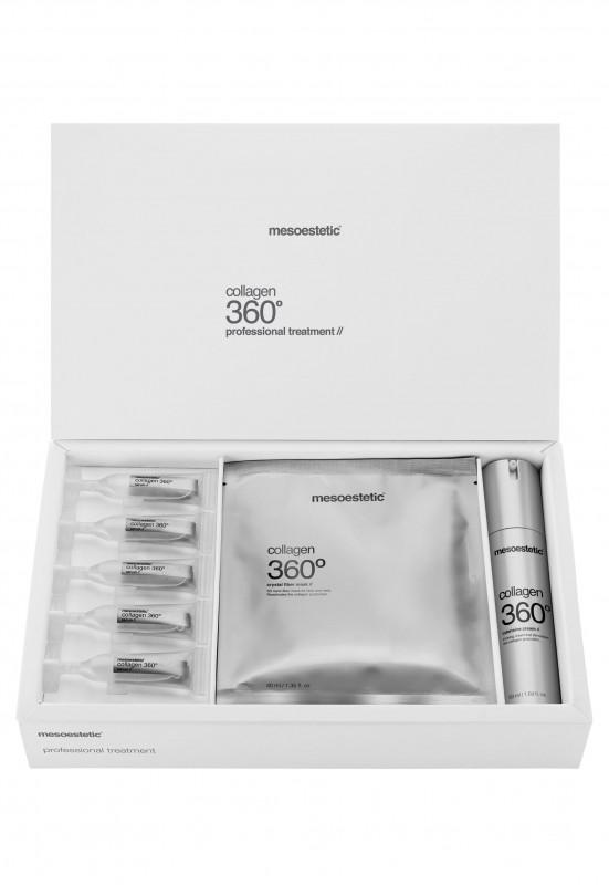 collagen 360º professional treatment / омолаживающая программа с коллагеном