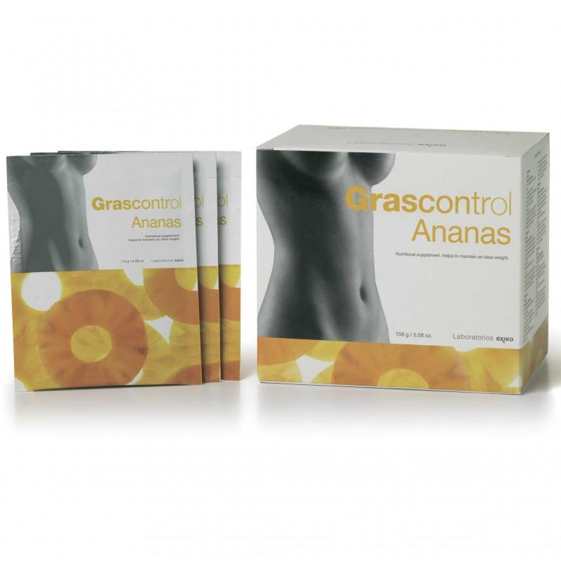 Grascontrol slim ananas / Коктейль для похудения (ананас)