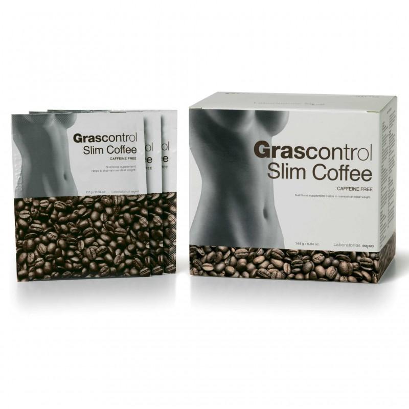 Grascontrol slim coffee / Коктейль для похудения (кофе)