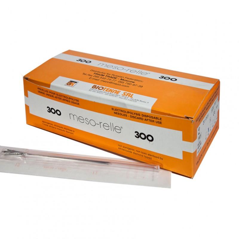 Игла для электролиполиза 0,30x100mm