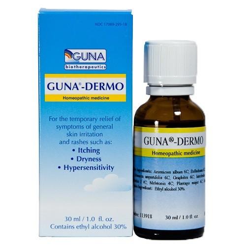 Guna - Dermo противовоспалительный препарат для кожи