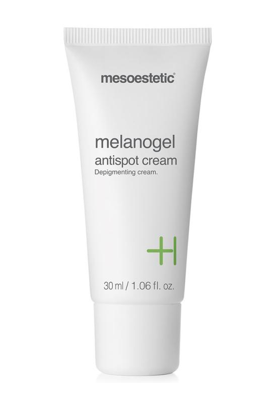 melanogel anti-spot cream осветляющий депигментирующий крем