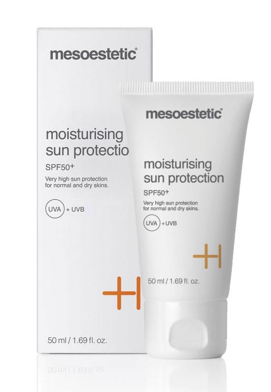 moisturising sun protection SPF 50+ / Увлажняющий солнцезащитный крем