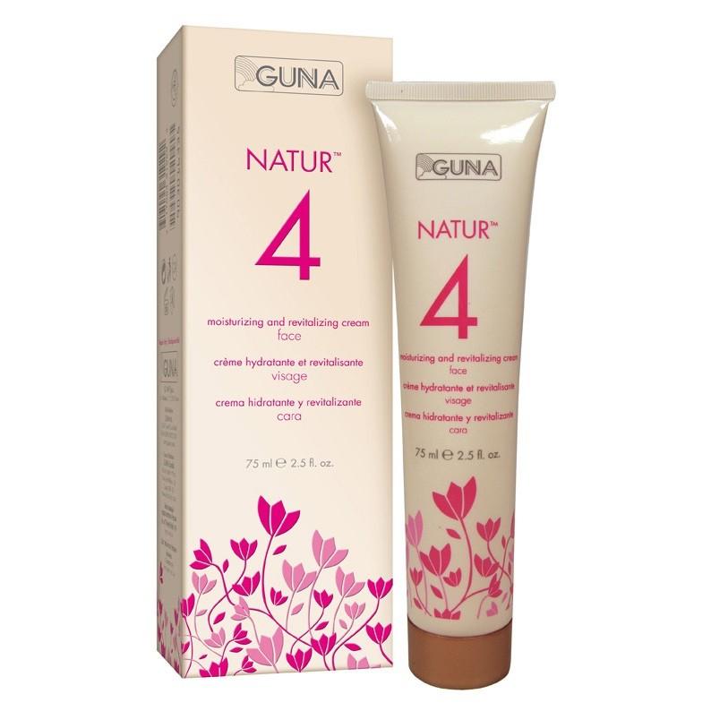 NATUR 4 / восстанавливающий крем для лица и тела