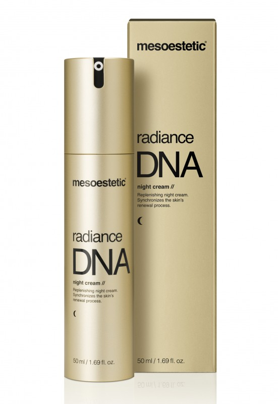 radiance DNA night cream / ночной крем