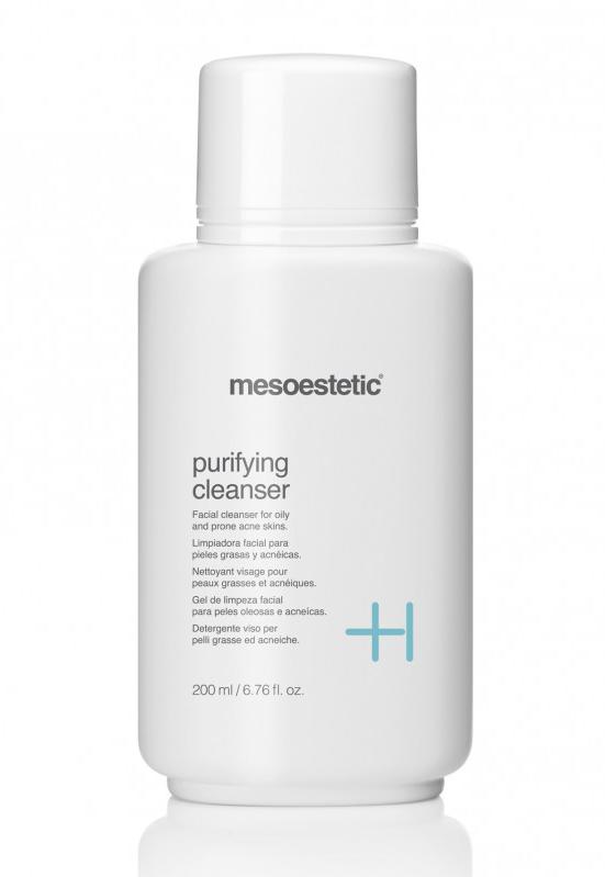 purifying cleanser очищающий ласьон для жирной и проблемной кожи