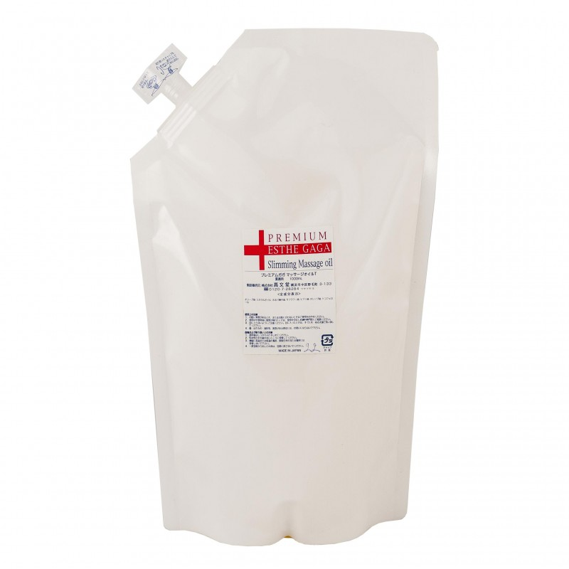 Антицеллюлитное массажное масло / SLIMMING MASSAGE OIL