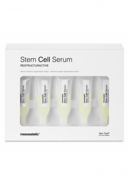 mesoestetic stem Cell serum restructuractive реструктури-рующая сыворотка