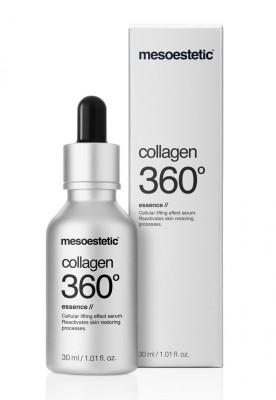 mesoestetic collagen 360 essence  сыворотка с морским коллагеном