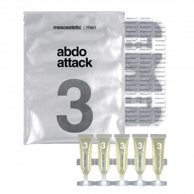 Abdo attack / Уменьшение локальных жировых отложений