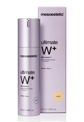 ultimate W+ BB cream light активный увлажняющий крем с защитой от УФ