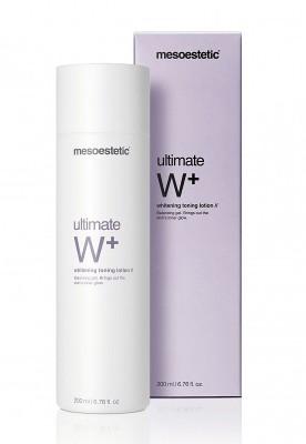 ultimate W⁺ whitening toning lotion тонизирующий ласьон