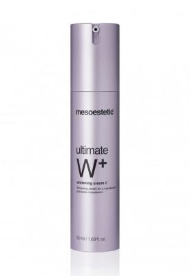 ultimate W+ whitening cream / омолаживающий осветляющий крем