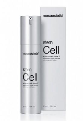 mesoestetic stem Cell active growth factor активный регенерирующий для лица