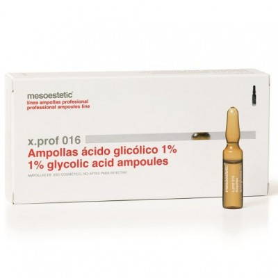 х.prof 016 glycolic acid/гликолевая кислота