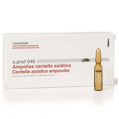 x.prof 040 centella asiatica / центелла азиатская