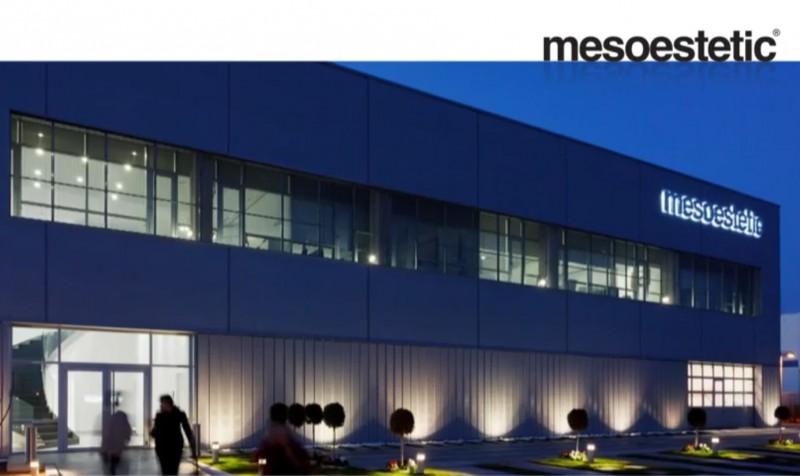 Знакомство с Mesoestetic. Косметическая компания 21 века.