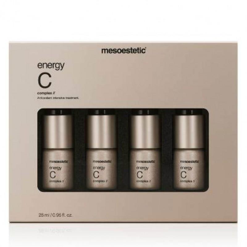 mesoestetic energy С complex активный комплекс для лица