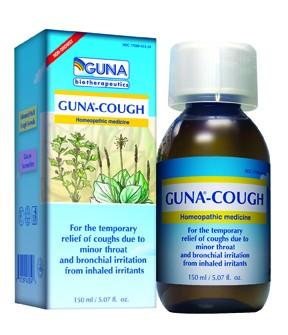 GUNA - COUGH / Профилактика заболеваний носоглотки