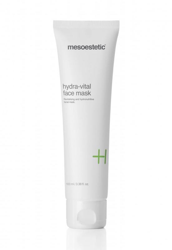 hydra-vital face mask гидро-питательная маска для лица