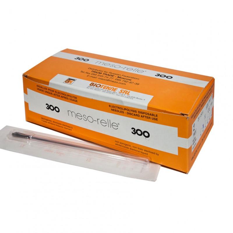 Игла для электролиполиза 0,30x125mm
