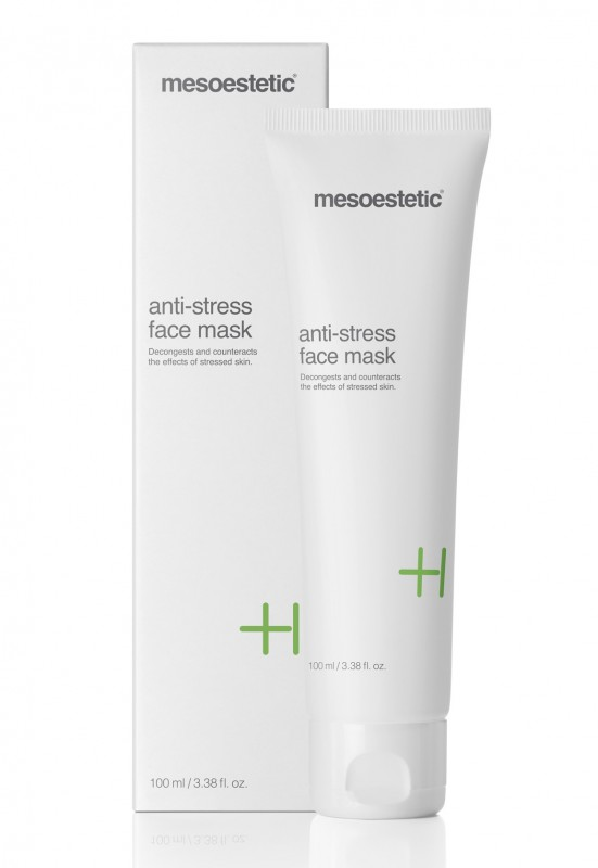anti-stress face mask анти-стрессовая маска для лица