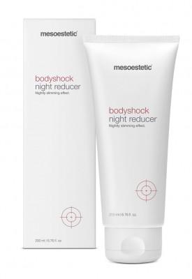 mesoestetic bodyshock night reducer ночное средство для похудения