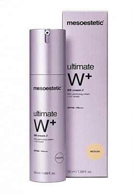 ultimate W+ BB cream medium активный увлажняющий крем с защитой от УФ