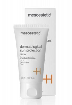 dermatological sun protection SPF 50+  дерматологическое солнцезащитное средство