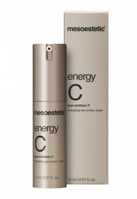mesoestetic energy C eye contour крем для кожи вокруг глаз