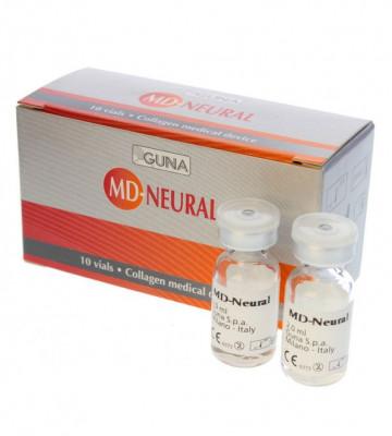 Guna-Neural / Лечение боли рефлекторных, мышечных проблемах шейного отдела
