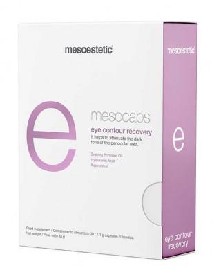 mesocaps eye contour recovery - восстановдение контура глаз