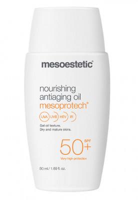 mesoprotech® nourishing antiaging oil солнцезащитное питательное масло с антивозрастным эффектом