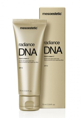 mesoestetic radiance DNA hand cream / крем для рук